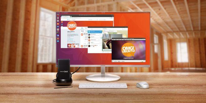 تطبيق Linux on DeX من سامسونج لتحويل جهاز الجالكسي لحاسوب لينكس