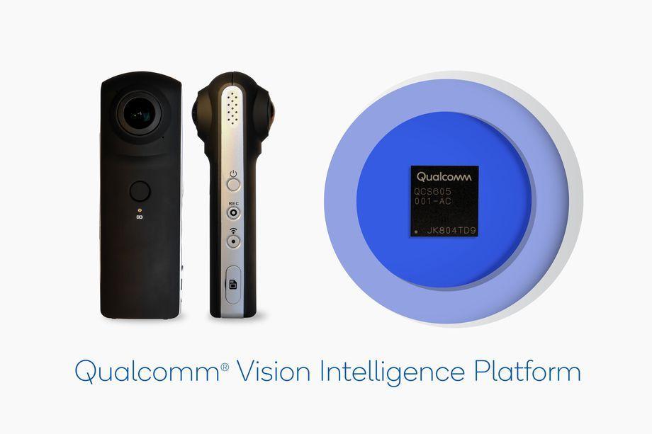 كوالكوم تعلن عن منصة الرؤية الذكية Vision Intelligence Platform للكاميرات الذكية