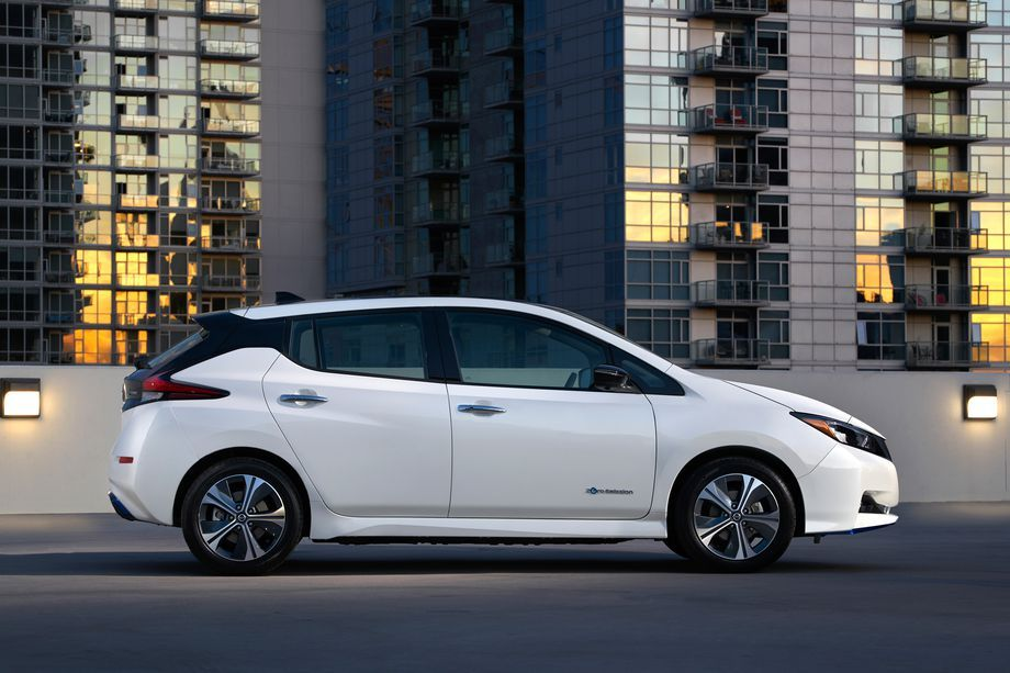 CES 2019: نيسان تكشف عن سيارة Leaf e+ الكهربائية التي تسير 365 كم على شحنة واحدة