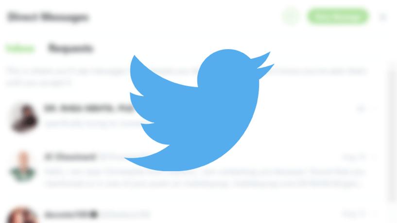 الرسائل المحذوفة من حسابات مستخدمي تويتر ليست محذوفة !