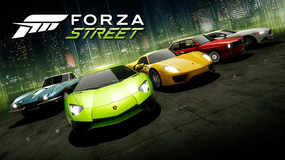 Forza Street لعبة سباق مجانية قادمة على أندرويد و iOS