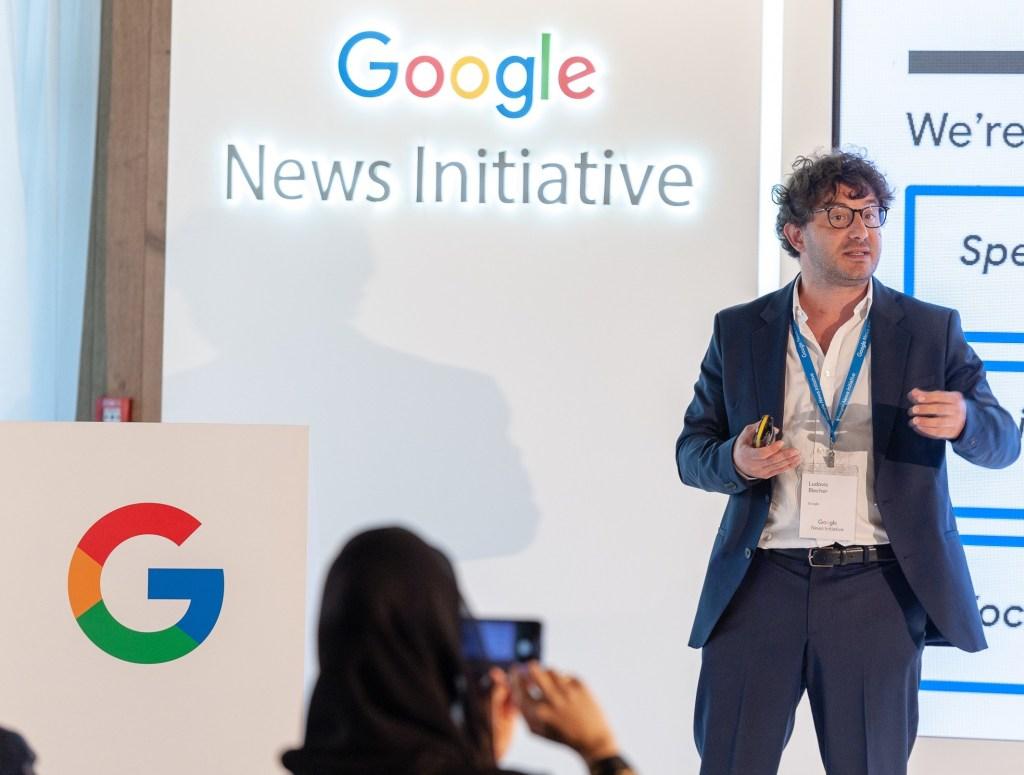 """هل يساعد تحدي الابتكار ومبادرة """"أخبار قوقل"""" الصحف التقليدية على التحول الرقمي ؟"""