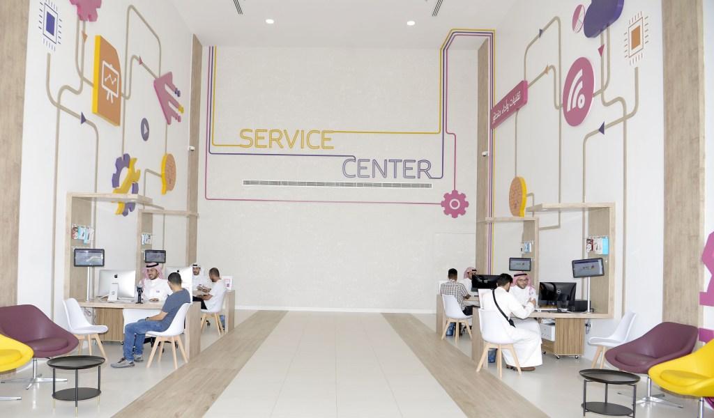 شركة STC تفتتح مركز خدمات صيانة معتمد من شركة آبل