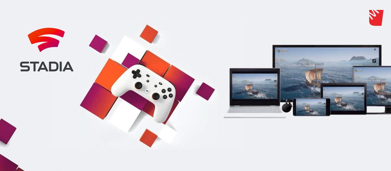 تطبيق خدمة بث الألعاب Stadia من جوجل متاح الآن على متجر جوجل بلاي