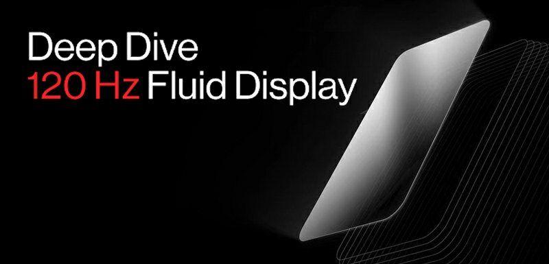 هواتف ون بلس ستأتي مع شاشات Fluid Display بسرعة 120 هرتز