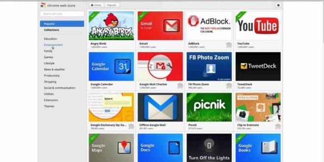 جوجل توقف دعم تطبيقات كروم قريباً