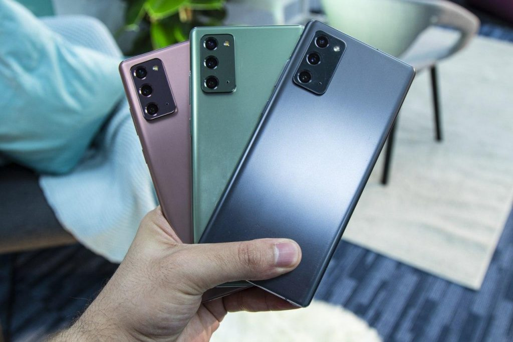 جالكسي نوت 20 – Galaxy Note 20