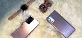 سامسونج تكشف عن أحدث هواتفها من سلسلة جالكسي نوت 20