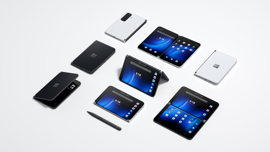 مايكروسوفت تعلن عن هاتفها Surface Duo 2 بسعر يبدأ من 1,499 دولار