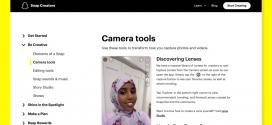 """سناب تطلق """"مركز صانعي المحتوى"""" لتمكين الجمهور من استخدام التطبيق باحترافية"""
